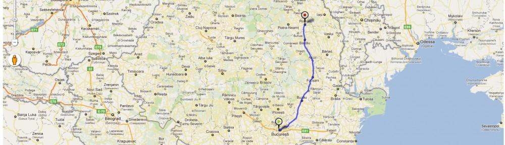 Cum să faci ciclism în România